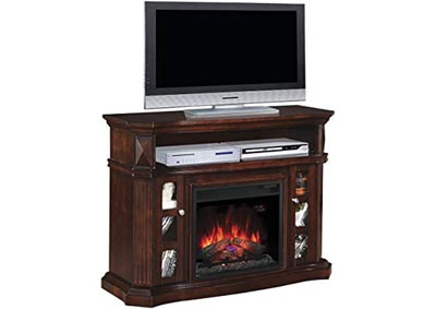 "Image for Classic Flame Bellemeade TV Stand for TVs up to 60"", Espresso"