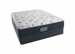 Image for Beautyrest Silver Eastview Plush Mattress and Foundation California King