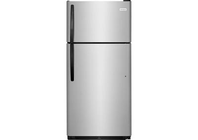 "Image for Frigidaire 18 cubic 30"" Top Freezer Refrigerator - Stainless"