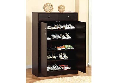 Image for Shoe Cabinet and Storage