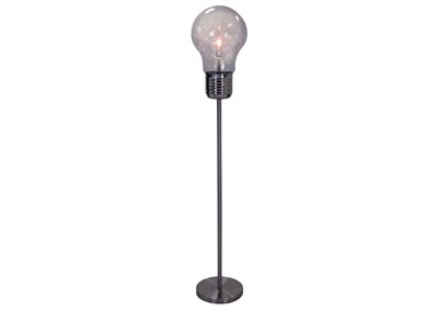 "Image for 65""H TABLE LAMP Smoke"
