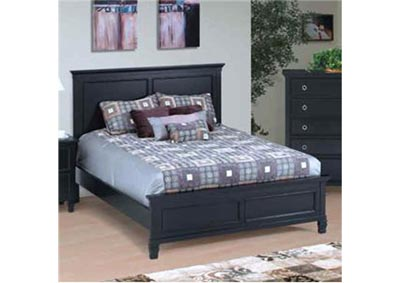 Image for Tami Twin Black Bed