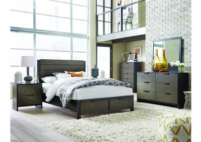 Image for Paxton Storage Platform Bedroom Set - California King