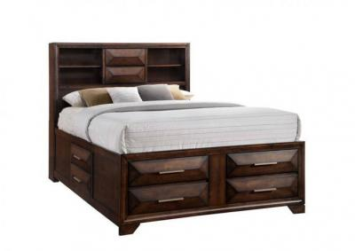 Image for Anthem 4 Double Deep Drawer Storage Platform Bed - Queen