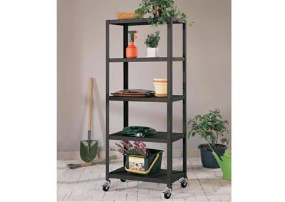 Image for All Metal 5 Tier Shelf
