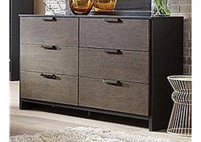 Image for Paxton 6 Drawer Dresser