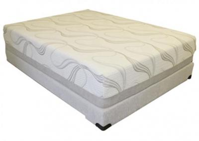 Image for Pure Gel 12 Memory Foam Mattress And Foundation Queen