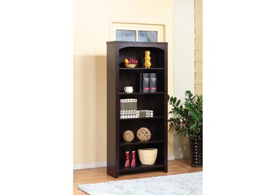 Image for Red Cocoa 70 Inch Bookshelf