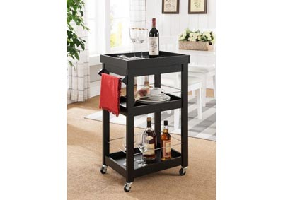 Image for Espresso Wine Cart