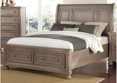 Image for Allison Queen Storage Bed