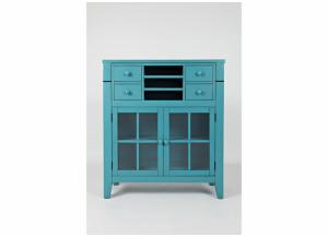 Image for Avery Accent Desk - Blue