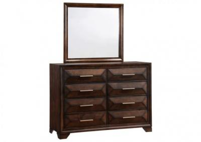 Image for Anthem 8 Drawer Dresser with Mirror