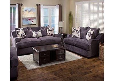 Image for Spartan Sofa and Loveseat Set