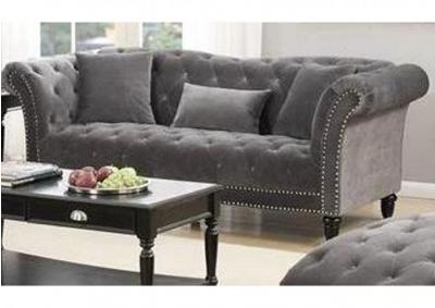 Image for Twain Sofa - Broadway Gun Metal