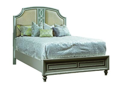 Image for Fantasia Upholstered Bed - Queen