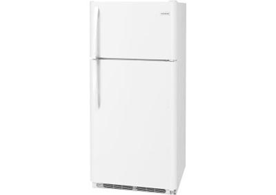 Image for Frigidaire 20.4 Cu. Ft. White Top Freezer Refrigerator