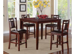 Westlake Counter Height Table and 4 Stools