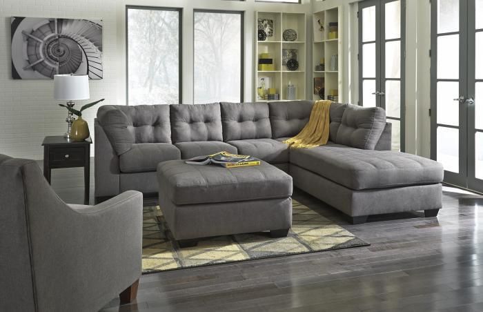 Maier Sofa w/ Ottoman,InStore Products
