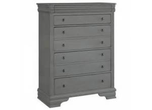 French Market Zinc Storage Chest