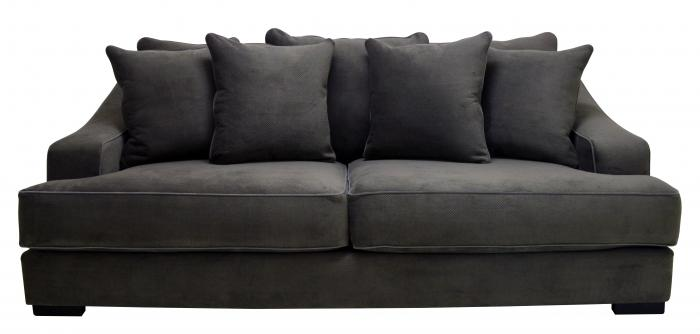 CHAMP MONTERREY GREY LOVESEAT,Sofa Master