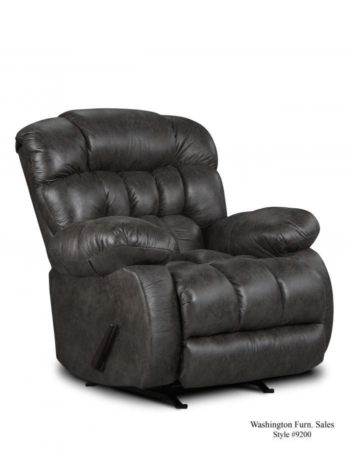 NEVADA ASH RECLINER,Washington Sofa