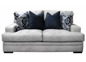 PICCOLO SILVER LOVESEAT