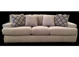 Image for Bennington Taupe King Sofa