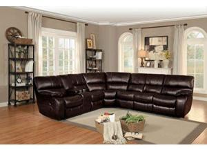 Pecos 4 piece sectional