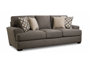 Image for Bennington Gunmetal King Sofa