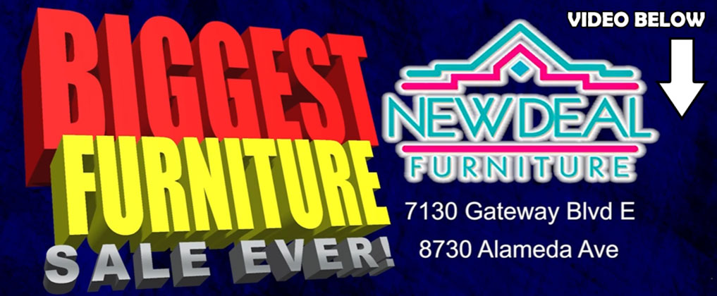 Biggest Furniture Sale Ever