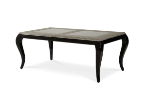 AFTER EIGHT 4 Leg Rectangular Dining Table