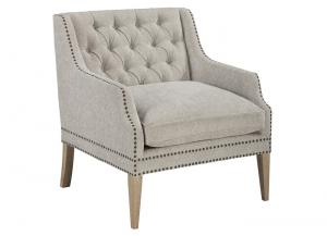 Image for Trivia Bone Accent Chair