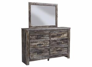 Image for Lynnton Brown Dresser and Mirror