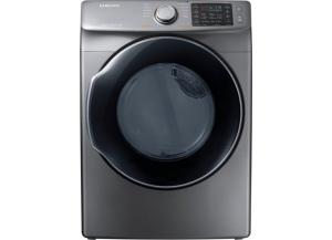 Image for Samsung - 7.5 Cu. Ft. 10-Cycle Gas Dryer with Steam