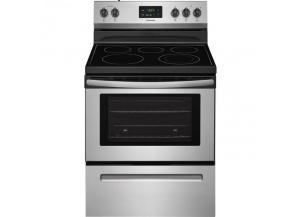 "Image for 30"" ELECTRIC SMOOTH FREESTANDING RANGE"