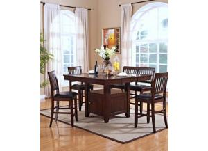 Kaylee Counter Height Dining Set