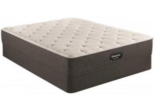 Queen Simmons Beautyrest Silver Bold Plush