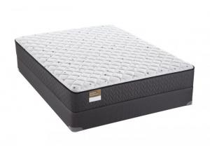 Sealy Sceptre Plush Queen Mattress Set
