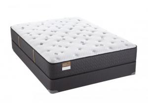 Sealy Etherial Gold Cushion Firm King Mattress Set