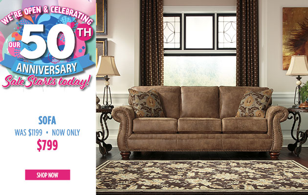 50th Anniversary Sale
