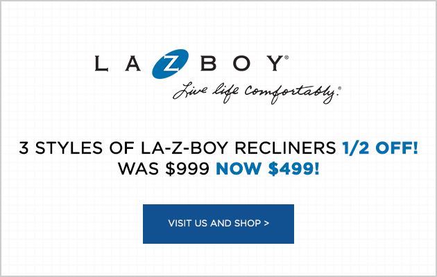 Lazboy Recliner Sale