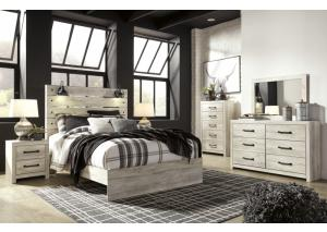 Image for Cambeck Queen Panel Bed w/Dresser, Mirror and Nightstand