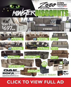 Monster Discounts