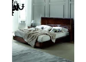 Torino Contemporary Styled Queen Size Platform Bed