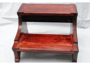 2-Step Wood Step Stool