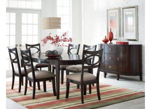 Image for Serenity Table and 4 Side Chairs