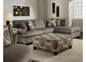 Groovy 2-Piece Chaise Sectional
