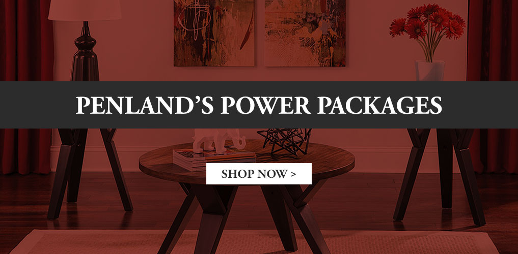 Penland's Power Packages
