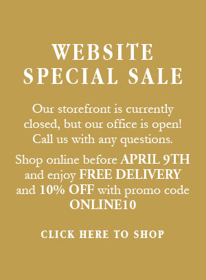 Website Special Sale