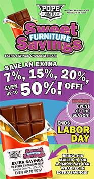 Sweet Furniture Savings